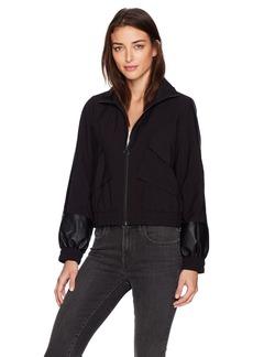 Guess Women's Long Sleeve Reagan Jacket  S