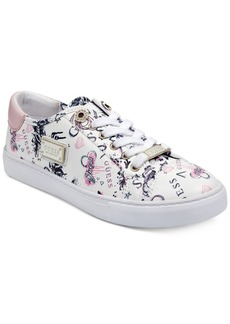 216788bc1cd GUESS Guess Women s Dustyn Wedge Sneakers Women s Shoes