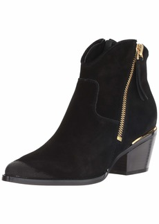 GUESS Women's NALONY Ankle Boot   M US