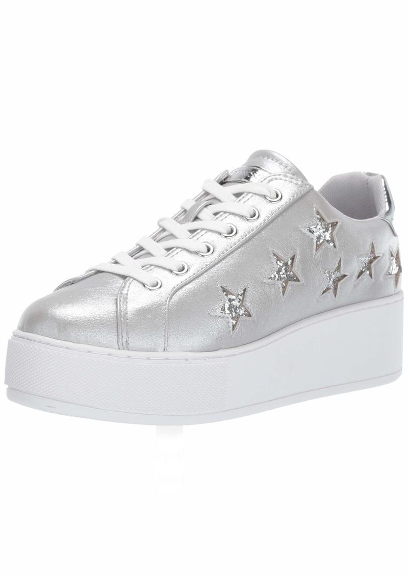 GUESS Women's NAT Sneaker   M US