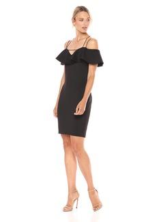 GUESS Women's Off Shoulder MARA Dress  S