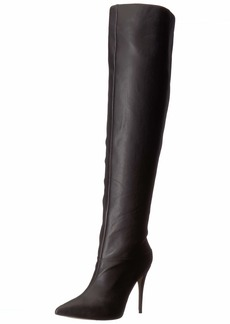 GUESS Women's ORIANNA2 Over The Over The Knee Boot   M US