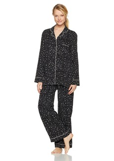 GUESS Women's Pajama Top and Bottom Set  XL