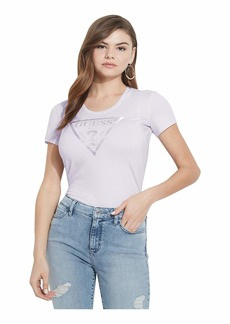 GUESS Women's Peace Short Sleeve Tee