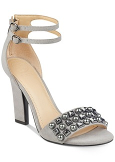 Guess Women's Petunia Studded Dress Sandals Women's Shoes