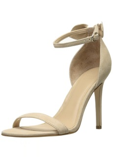 GUESS Women's Philia Heeled Sandal   Medium US