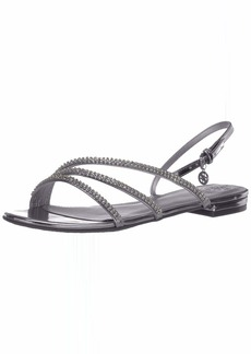 GUESS Women's Rosier Flat Sandal