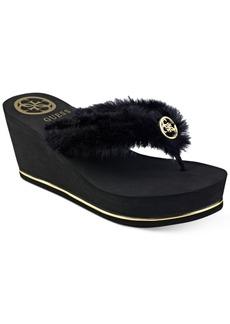 Guess Women's Samiy Thong Sandals Women's Shoes