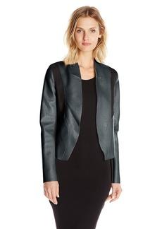Guess Women's Senay Faux Leather Jacket