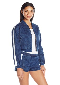 Guess Women's Serena Crop Jacket  L