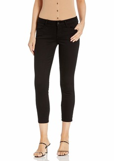 GUESS Women's Sexy Curve Mid-Rise Stretch Skinny Fit Crop Jean