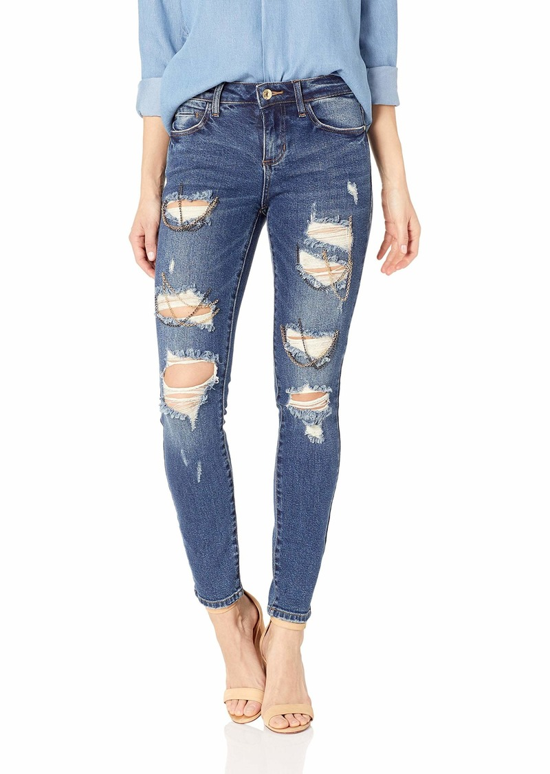 GUESS Women's Sexy Curve with Chains Lennon wash 29