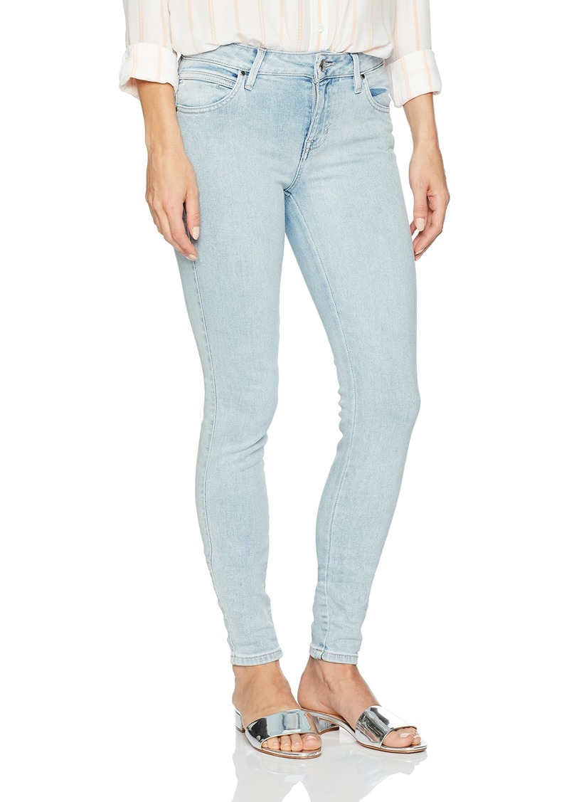 GUESS Women's Shape Up Skinny Jean ice Bleach wash