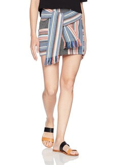 GUESS Women's Silas Mini Skirt
