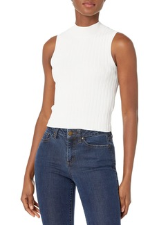 GUESS Women's Sleeveless Aline Sweater Top  Extra Small