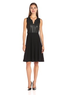 GUESS Women's Sleeveless Annaluna Dress