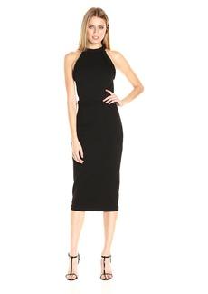 GUESS Women's Sleeveless Aubrielle Braided Dress  XS R