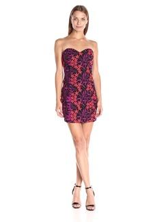 Guess Women's Sleeveless Bestia Lace Dress