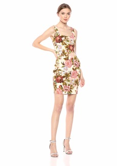 GUESS Women's Sleeveless Chantel Dress  L