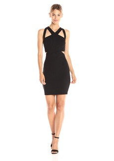 Guess Women's Sleeveless Cut Out Zuri Dress  XS