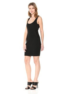 GUESS Women's Sleeveless Derora Dress  M