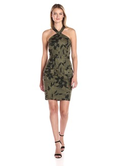 Guess Women's Sleeveless Flynn Cargo Dress