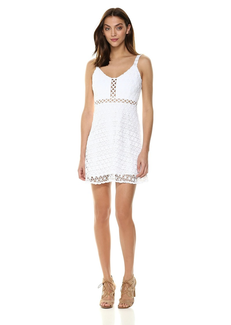 GUESS Women's Sleeveless Georgie Dress