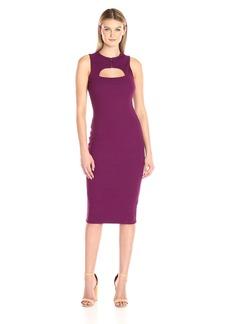 GUESS Women's Sleeveless Gibson Cut Out Dress  S