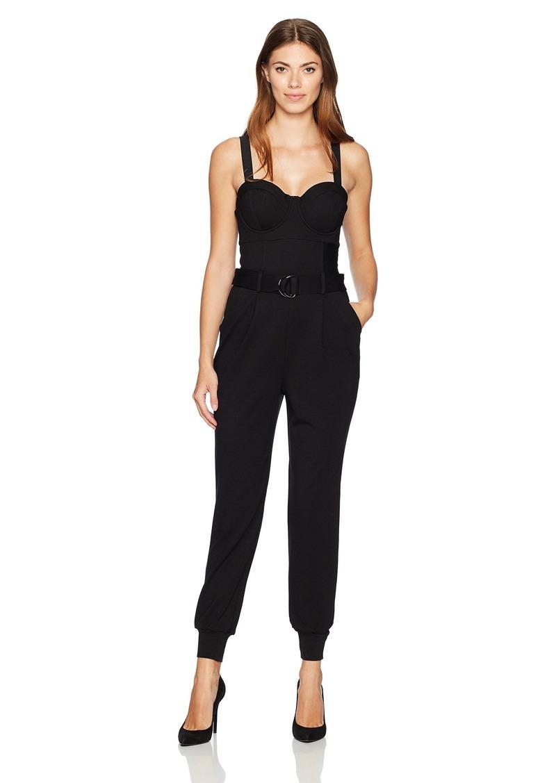 7333db93ecf7 SALE! GUESS GUESS Women s Sleeveless Hendrix Bustier Jumpsuit XL