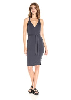 GUESS Women's Sleeveless Joan Halter Dress
