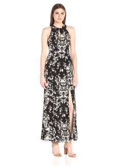 GUESS Women's Sleeveless Josee Maxi Dress