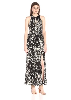 Guess Women's Sleeveless Josee Maxi Dress