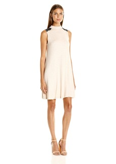 GUESS Women's Sleeveless Joyce Sexy Rib Day Dress
