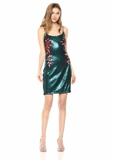 GUESS Women's Sleeveless Juju Dress  L