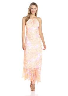 GUESS Women's Sleeveless Marcela Maxi Dress  L