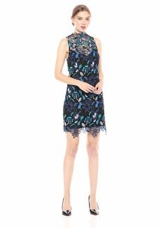 GUESS Women's Sleeveless Midnight Magic Dress
