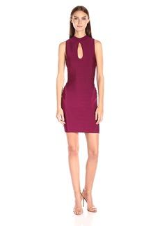 Guess Women's Sleeveless Mirage Lattice Dress