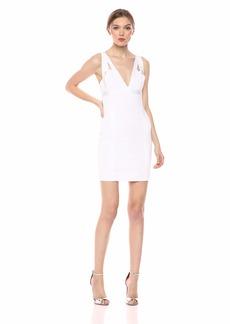 GUESS Women's Sleeveless Mirage Strappy Cutout Dress  M