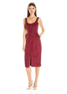 Guess Women's Sleeveless Olivia Apron Dress