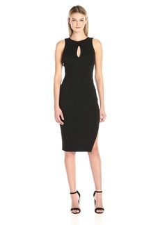 Guess Women's Sleeveless Pia Cross Strap Dress  L