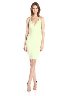 Guess Women's Sleeveless Salina Scuba Dress  M
