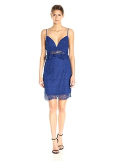 GUESS Women's Sleeveless Solstice Lace Dress