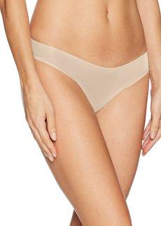 GUESS Women's Solid Thong  XL