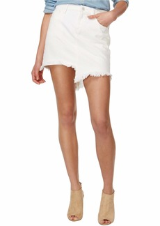 GUESS Women's Stella Re-Engineered Skirt  M