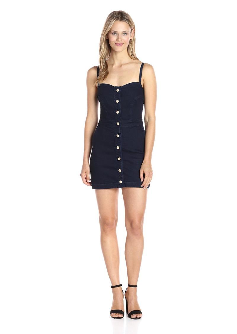 GUESS Women's Stephanie Bodycon Dress