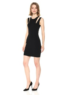GUESS Women's Sweater Knit Dress W