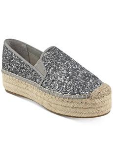 Guess Women's Tava Platform Espadrille Flats Women's Shoes