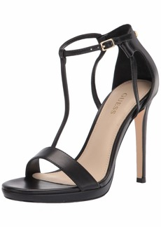 GUESS womens Tecru Pump   US