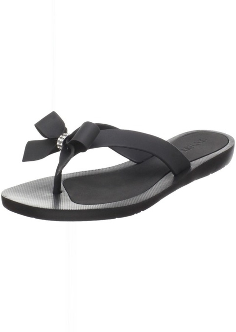 GUESS Women's Tutu Flip Flop