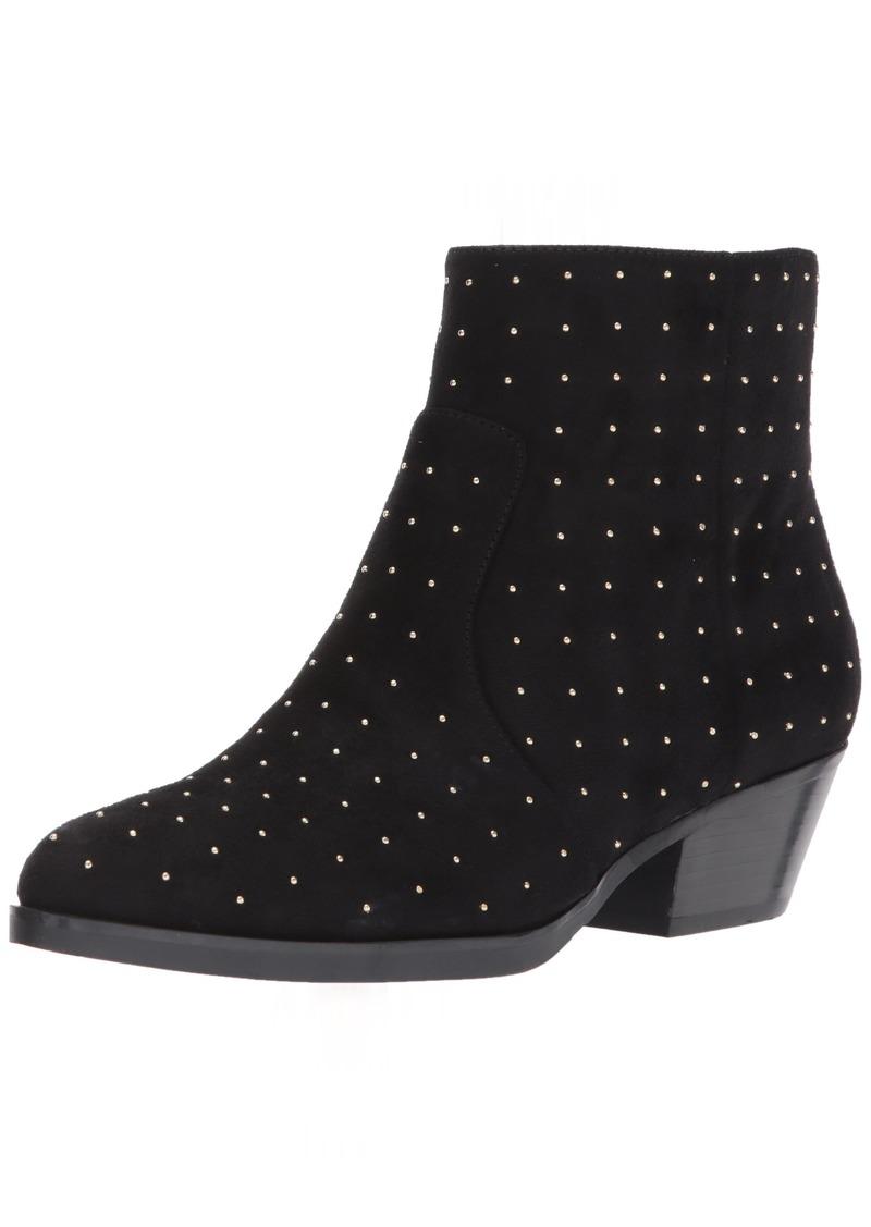 GUESS Women's VISEN2 Ankle Boot   Medium US
